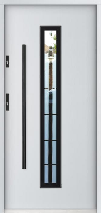 Sta Kepler 3D - nieuwe voordeur