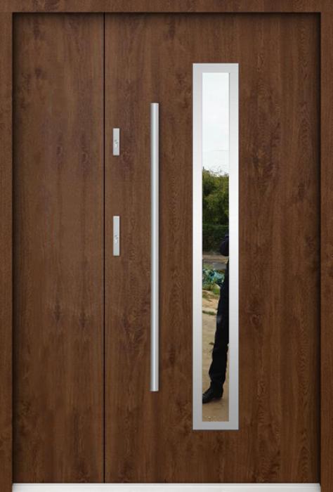 Sta Magellan Uno - dubbele buitendeur met kozijn