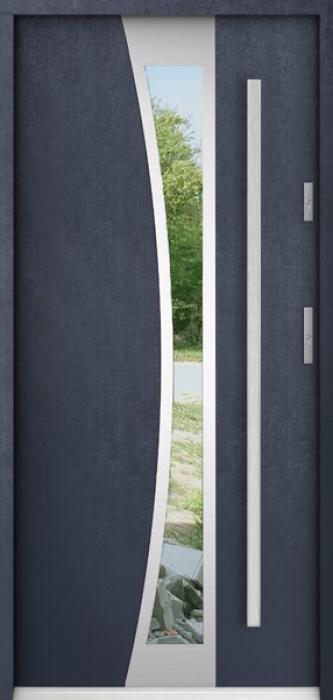 Sta Gemini - nieuwe buitendeur