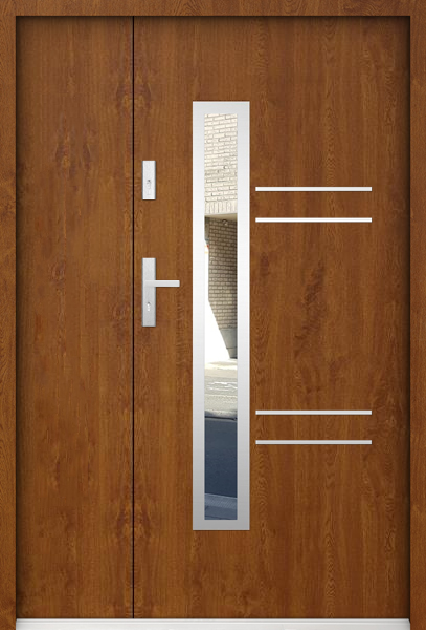 Sta Avila Uno - stalen deur