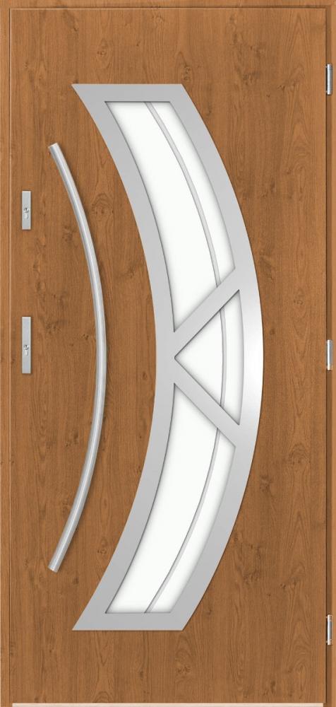 Sta Orion - buitendeur met glas
