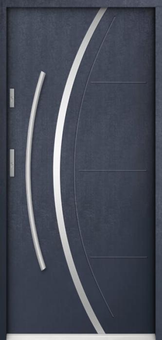 Sta Phoenix - moderne voordeur