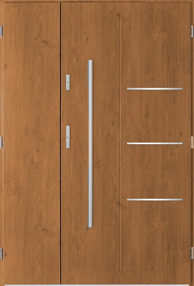 Sta Pires Uno - enkele deur met zijpanelen