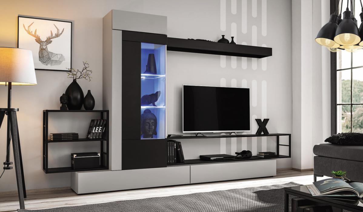 Asreb - zwevende tv kast