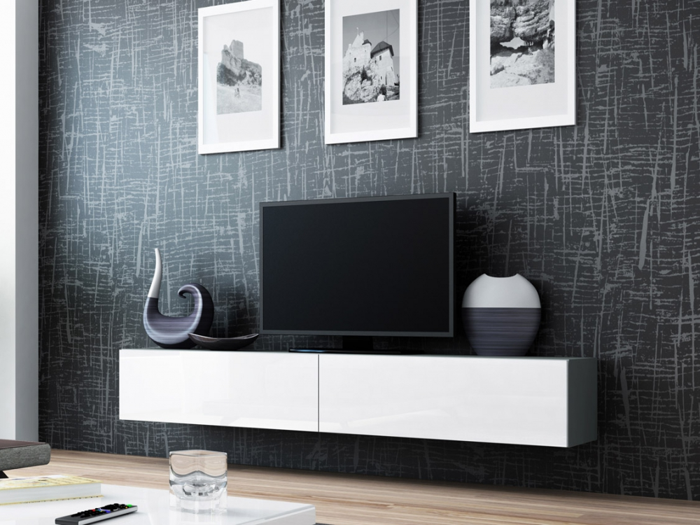 Seattle 56 - zwevend tv meubel