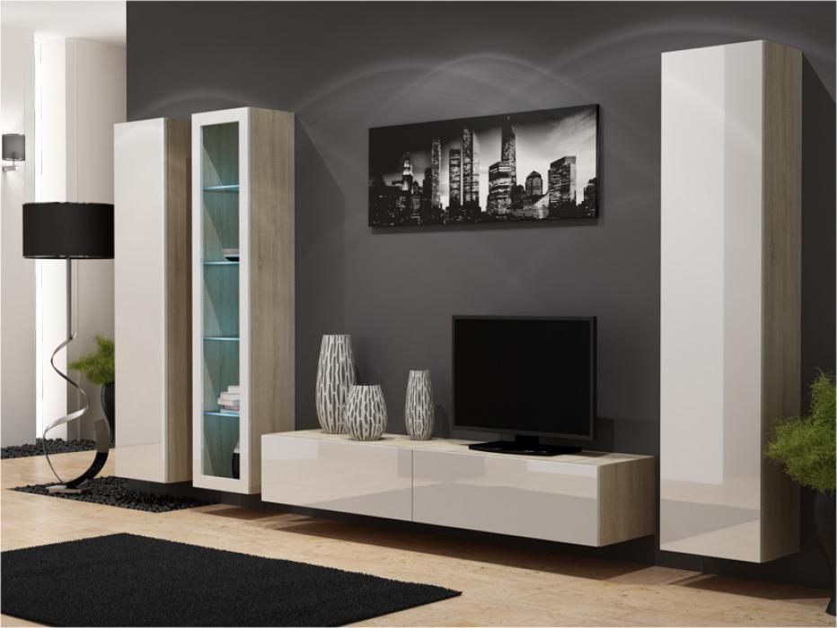 Seattle D1 - tv meubels goedkoop