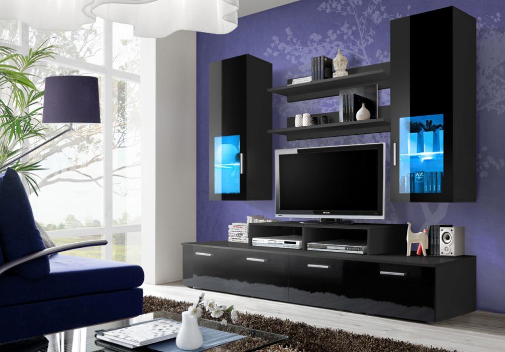 Toledo 3 - Hoogwaardige TV wandmeubels