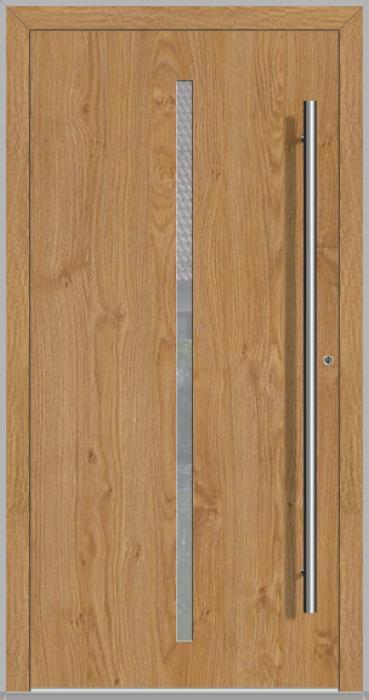 LIM Flet B - voordeur aluminium