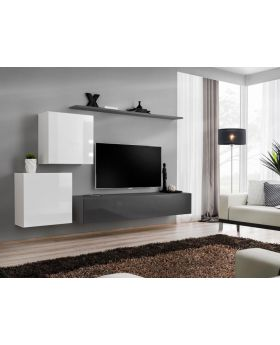 Shift 5 - tv meubel wit