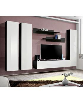 Idea d4 - modern tv wandmeubels
