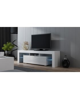 Milano 160 wit - tv tafel