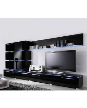Liren 2 - tv meubel wit