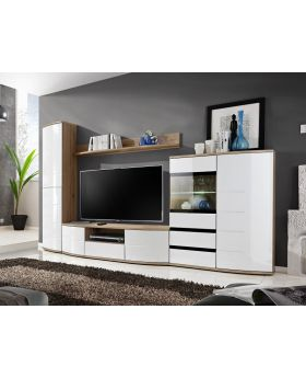 Timore 2 - modern tv wandmeubels