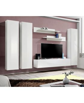 Idea d3 - tv meubel wit