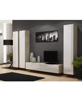 Seattle D4 - wand dressoir