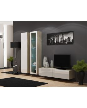 Seattle D5 - Tv wandmeubels online